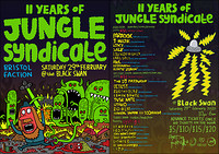 11 Years of Jungle Syndicate at The Black Swan in Bristol