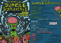 8 Years of Jungle Syndicate Bristol at The Black Swan in Bristol
