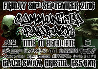 Community Payback - Time to Retaliate at The Black Swan in Bristol