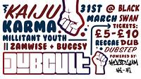 DUBCULT // Kaiju / Karma + More at The Black Swan in Bristol