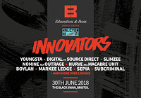 Education & Bass Innovators (Bristol Edition) at The Black Swan in Bristol