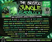 Jungle Fever x Gorilla Tactics at The Black Swan in Bristol