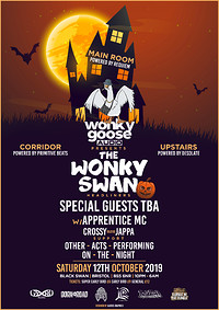 Wonky Goose Audio presents - The Wonky Swan at The Black Swan in Bristol