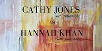 Cathy Jones & Hannah khan at The Bristol Fringe in Bristol