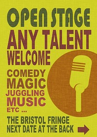 Comedy Night and Magic... at The Bristol Fringe in Bristol