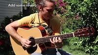 Hyvibe Guitar Showcase at The Bristol Fringe in Bristol