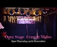 Open Stage  at The Bristol Fringe in Bristol