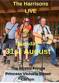 The Harrisons at The Bristol Fringe in Bristol