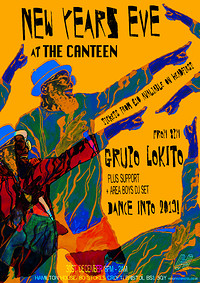 New Years Eve at The Canteen  at The Canteen in Bristol