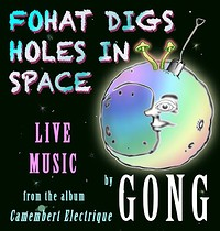 A Gong Inspired Tribute at The Cube in Bristol