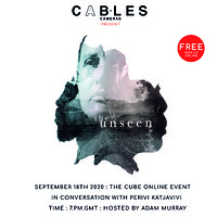 Cables & Cameras present: The Unseen at The Cube in Bristol