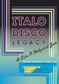 Italo Disco Legacy at The Cube in Bristol
