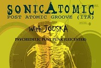 Sonicatomic with Jouska & tbc at The Cube in Bristol