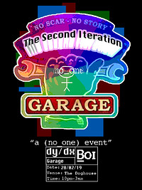 DybyDx Presents: [ Garage ] at The Doghouse in Bristol