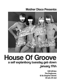 House Of Groove at The Doghouse in Bristol