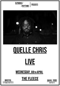 [NEW 2021 DATE] Quelle Chris at The Fleece in Bristol