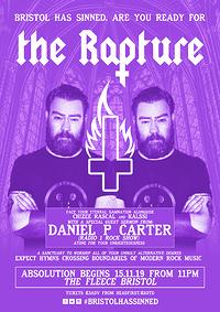 ✞ The Rapture - Bristol - Daniel P Carter DJ Set ✞ at The Fleece in Bristol