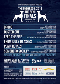 The Underdog: Semi Final One at The Fleece in Bristol