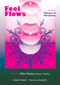 Feel Flows w/ Ellie Stokes (Noods / Motion) at The Gallimaufry in Bristol