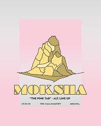 Moksha at The Gallimaufry in Bristol
