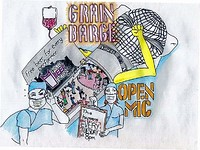 Open Mic  at The Grain Barge in Bristol