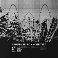 Samurai Music X Noise Test at The Island in Bristol