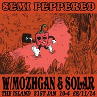 Semi Peppered w/ Mozhgan & Solar at The Island in Bristol