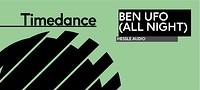 Timedance: Ben UFO at The Island in Bristol