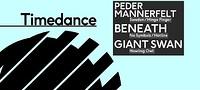 Timedance - Peder Mannerfelt, Beneath, Giant Swan at The Island in Bristol