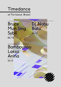 TIMEDANCE SEASON PASS (3 EVENTS) at The Island in Bristol