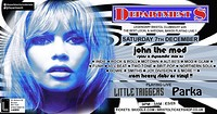 ✰ Dept S Club Night ✰ Little Triggers | Parka ✰ at The Lanes in Bristol