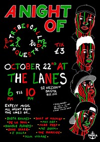 A Night Of: A Tribe Called Quest at The Lanes in Bristol