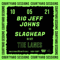 BIG JEFF JOHNS vs SLAGHEAP (DJ Sets) at The Lanes in Bristol