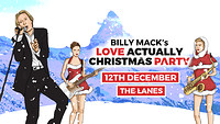 Billy Mack's Love Actually Christmas Party at The Lanes in Bristol