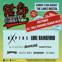 Fat Lip's Acoustic Sunday at The Lanes in Bristol
