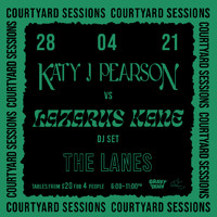 KATY J PEARSON (DJ) vs LAZARUS KANE (DJ) at The Lanes in Bristol