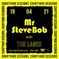MRSTEVEBOB (DJ Set) at The Lanes in Bristol