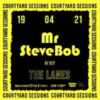 MRSTEVEBOB (DJ Set) at The Lanes in Bristol