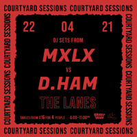 MXLX (DJ) vs D.HAM (DJ) at The Lanes in Bristol