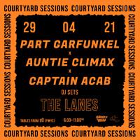 PART GARFUNKEL x AUNTIE CLIMAX + CAPTAIN ACAB at The Lanes in Bristol
