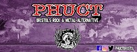 Phuct - Bristol's Rock/Metal Sit-In Session Early at The Lanes in Bristol