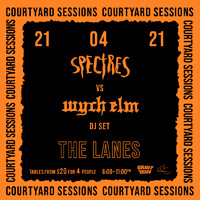 SPECTRES (DJ) vs WYCH ELM (DJ) at The Lanes in Bristol