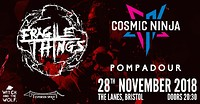Witch And The Wolf Live / Fragile Things + support at The Lanes in Bristol