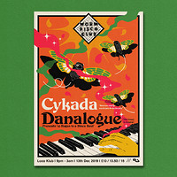 Cykada & Danalogue -   '10 Ragas To A Disco Beat'  at The Loco Klub in Bristol