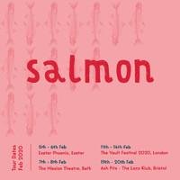 Salmon at The Loco Klub in Bristol