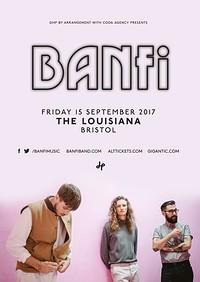 Banfi at The Louisiana in Bristol
