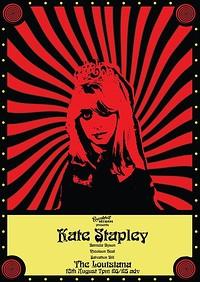 Kate Stapley at The Louisiana in Bristol