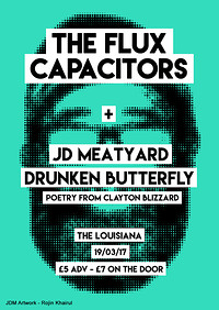 The Flux Capacitors + Special Guests at The Louisiana in Bristol