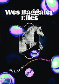 Cue Wes Baggaley & Elles at The Love Inn in Bristol