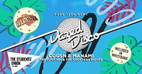 Dazed Disco: Stokes Croft Takeover ft. Cousn & Man at The Love Inn in Bristol